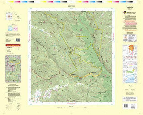 Thornton 25k Topo Map