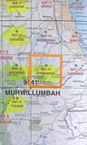 Springbrook 25k Topo Map