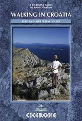 Walking in Croatia - a Cicerone Guide