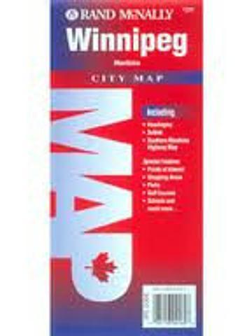 Winnipeg City Map