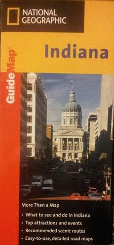 Indiana Guide Map