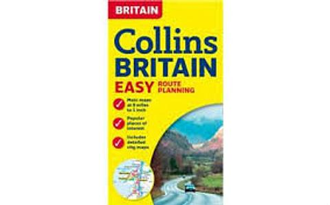 Britain - Easy Route Planning