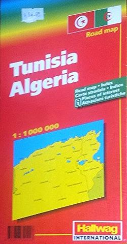 Tunisia and Algeria