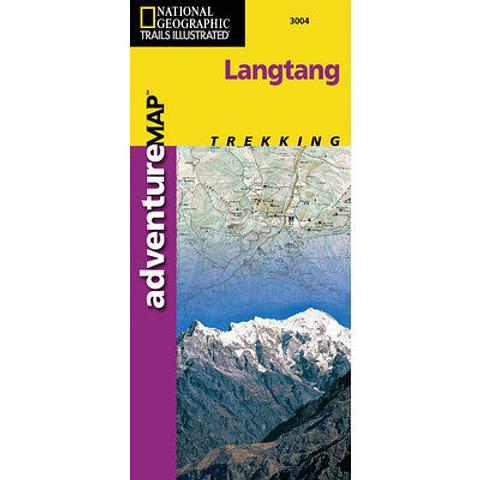 Nepal and Langtang