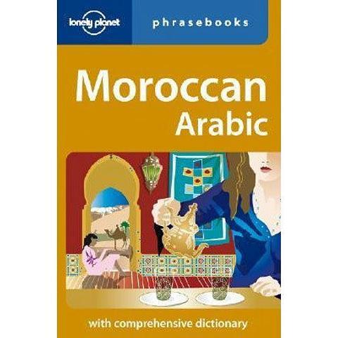 Morroccan Arabic Phrasebook