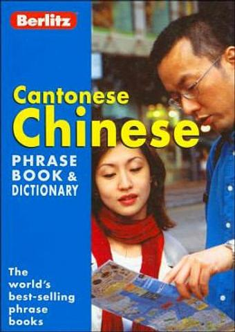 Cantonese Chines Phrasebook - Berlitz