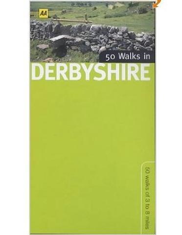Derbyshire - Walks Map