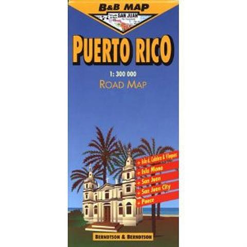 Puerto Rico - Road Map