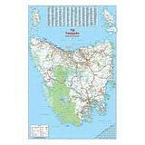 Tasmania State Map - Hema