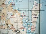 Redland Bay - 25k topo - 9542-14