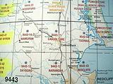 Caboolture - 25k topo - 9443-11
