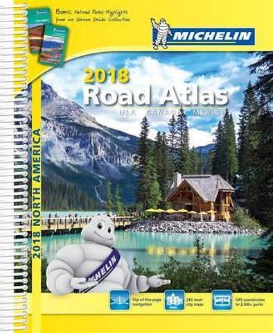 USA Canada Mexico Road Atlas