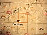 Mount Coora - 25k topo