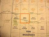 Boompa - 25k topo map