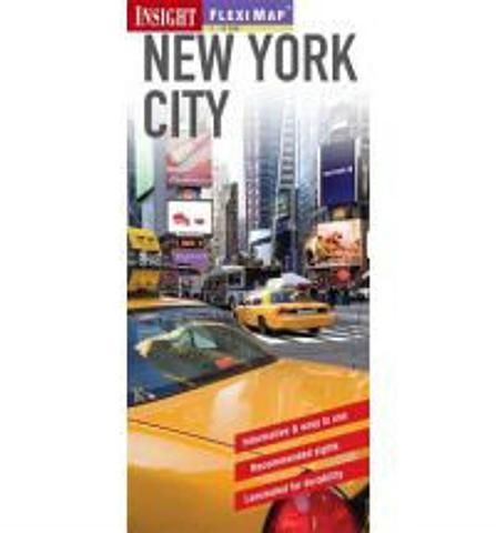 New York City FlexiMap