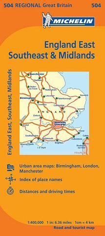 England East Southeast & Midlands
