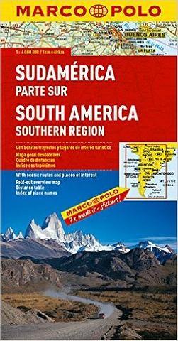 South America - South