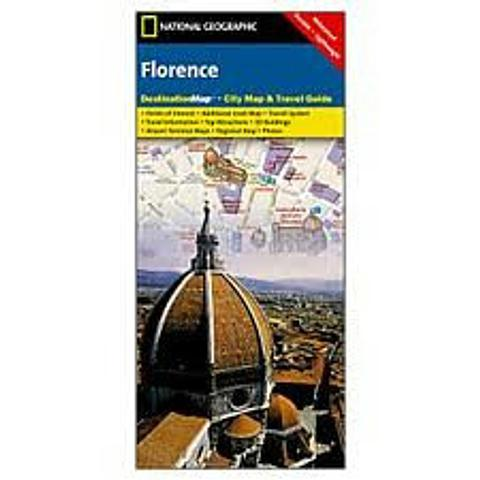 Florence - City Map by National Geographic