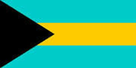 Bahamas Flag - 1800mm x 900mm