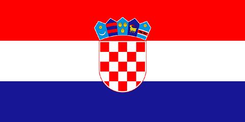 Croatia Flag - 1800mm x 900mm