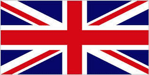 Great Britain Flag - 1800 mm x 900 mm