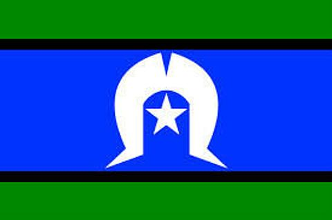 Torres Strait Islands Flag - 3600 mm x 1800 mm