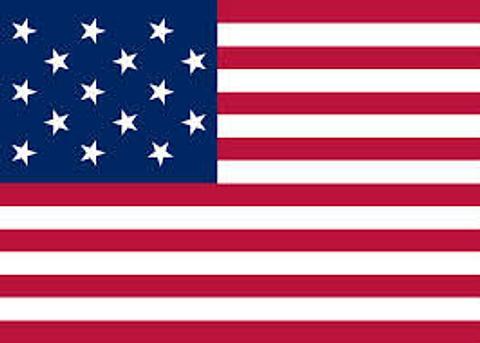 USA Flag - 1800 mm x 900 mm