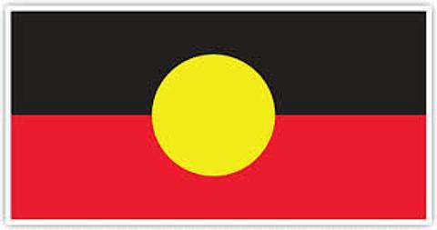 Aboriginal Flag - 3600 mm x 1800 mm