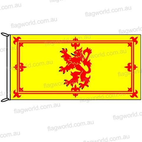 Scottish Rampant Lion Flag - 1800 x 900 mm