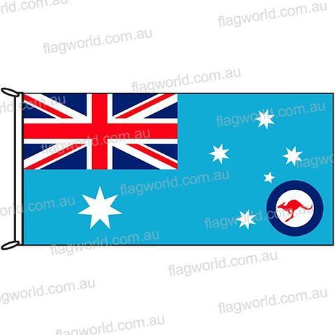 Australian Air Force Ensign - 1800 x 900