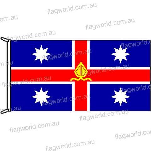 Anglican Church Flag - 1800 x 900mm