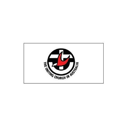Uniting Church Flag - 1800 x 900 mm