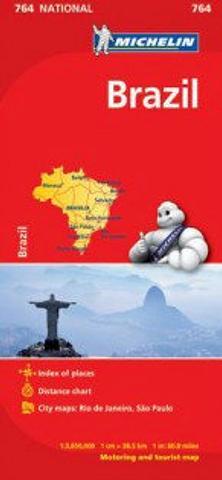 Brazil - by Michelin
