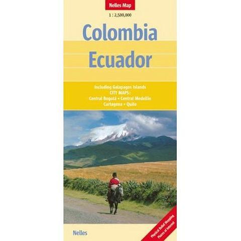 Columbia Ecuador