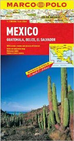 Mexico - Guatemala, Belize, El Salvadore