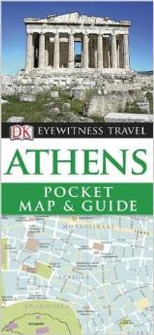 Athens Pocket Map & Guide