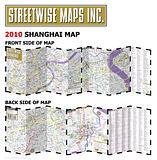 Shanghai - Streetwise City Map