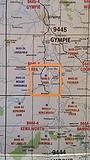 Imbil - 25k topo map