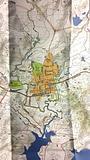 Kilcoy - 9444-33 - 25k Topo Map