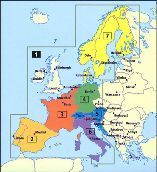 Europe - Western Europe - folded map by AA — WORLD WIDE MAPS on detailed map of europe, google earth map of europe, crete on a map of europe, latest map of europe, the physical map of europe, full screen map of europe, downloadable map of europe, complete map of europe, clear map of europe, line map of europe, war map of europe, need map of europe, study map of europe, printable blank map of europe, ancient old map of europe, high resolution map of europe, london on map of europe, old world map of europe, vintage map of europe, political map of western europe,