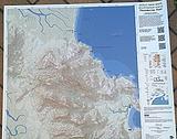 Thorsborne Trail - Hinchinbrook Island - 25k Topo 2 Sheet Map Pack
