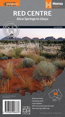 Red Centre - Alice Springs to Uluru