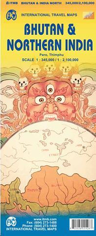 Bhutan and Northern India - India North and Bhutan