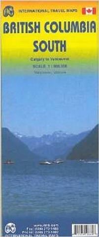 British Columbia South - Canada