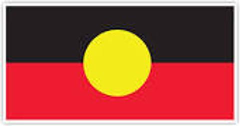 Aboriginal Flag - 1800 mm x 900mm