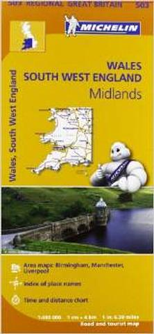England South West, Wales and Midlands