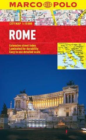 Rome - Marco Polo - Compact Size