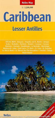 Caribbean - Lesser Antilles