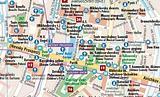 Saint Petersburg - borch folded laminated map
