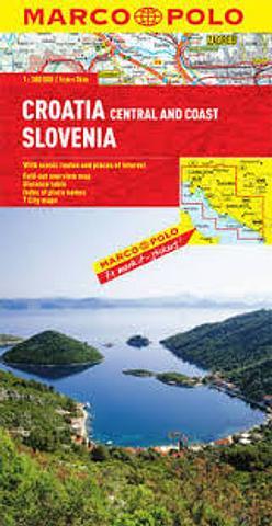 Croatia Central and Coast, Slovenia